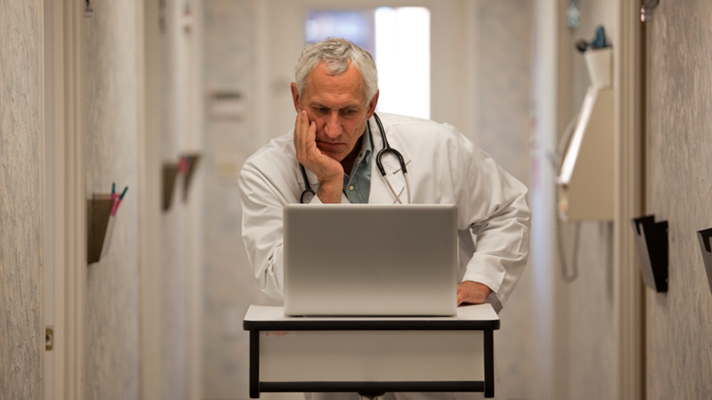 Why patients and doctors are still dissatisfied by electronic health records
