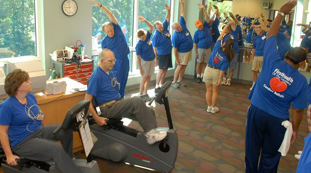 Cardiac rehab cuts hospital readmissions, saves money