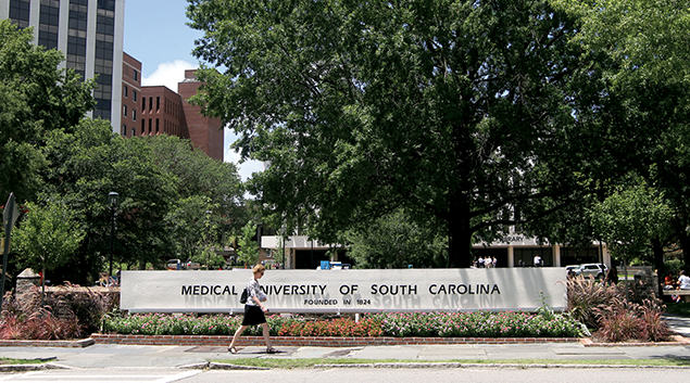Medical University of South Carolina contracts with Avantas
