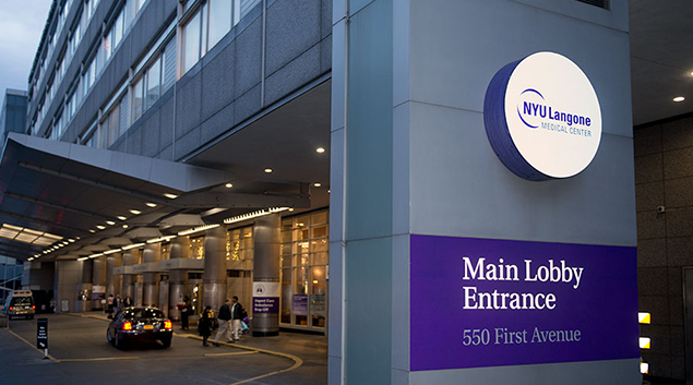 NYU Langone, Winthrop University Hospital sign letter of intent to