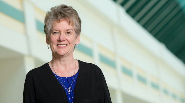 Susan Reeves, executive vice president of Dartmouth-Hitchcock and who oversees research operations.