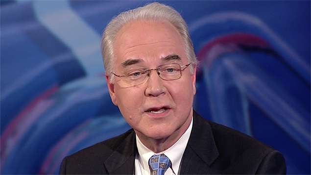 Office of Inspector General to HHS: Make former Secretary Tom Price pay back $341,000 in travel costs