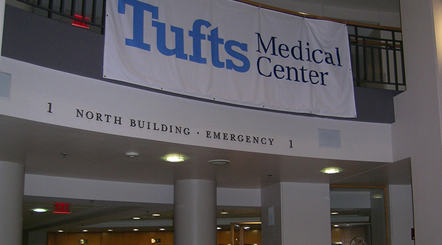 Tufts Medical Center leadership, nurses union re-enter