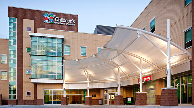 Childrens Healthcare Of Atlanta Is Planning To Build A New 1 Billion Pediatric Hospital The System Has Announced