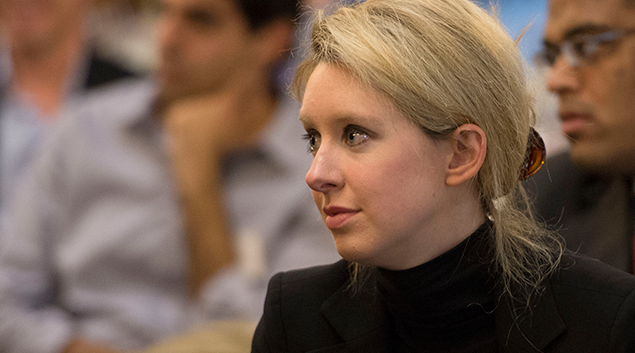 Cms May Ban Theranos Founder Elizabeth Holmes For 2 Years