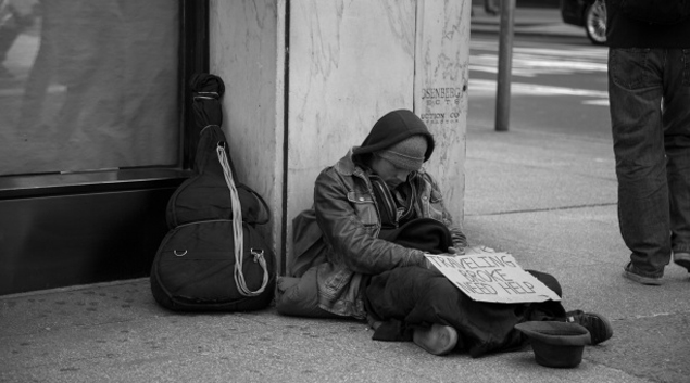 Hospitalizations for homeless individuals are on the rise, driven by mental illness, substance abuse
