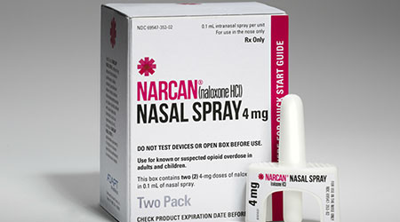FDA approves Narcan nasal spray for opioid overdoses ...