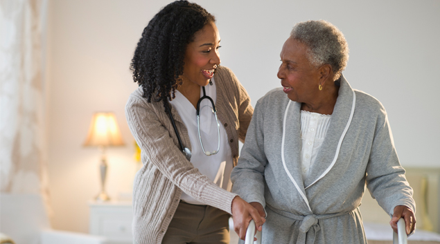 Minorities suffer most from COVID-19 in nursing homes and assisted living communities