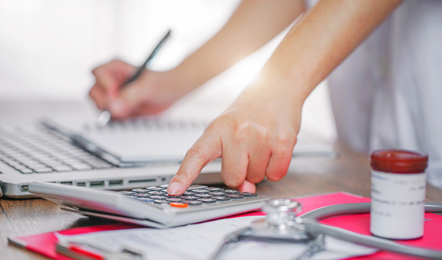 Healthcare spending is higher over 5 years, mostly due to a rise in prices, says new report