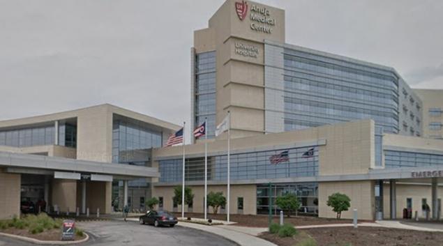 Ahuja Medical Center. Credit: Google Street View