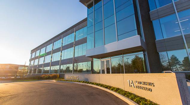 "AmSurg Headquarters-Nashville, TN. Photo by <a href=""http://www.amsurg.com/""> AmSurg </a>"