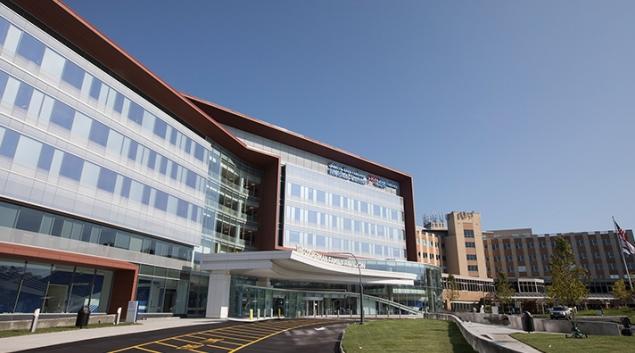 Saint Barnabas Medical Center unveils new addition