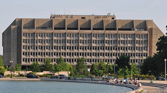 CMS headquarters-Windsor Mill, Maryland