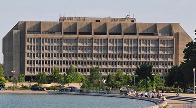 CMS headquarters-Windsor Mills, Maryland