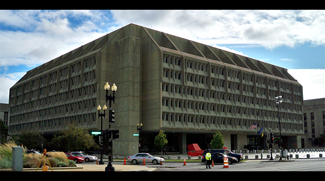Hubert H. Humphrey Building, Department Headquarters