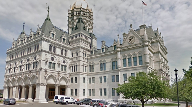 Connecticut State House. Credit: Google Street View