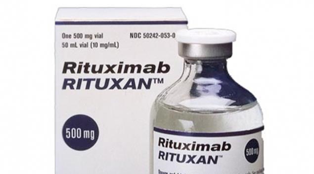 Lymphoma drug Rituximab-rituxan