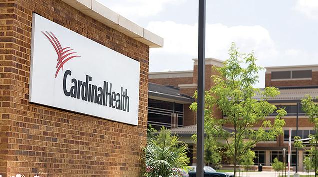 "Cardinal Health Corporate headquarters-Dublin, Ohio--photo via <a href=""https://commons.wikimedia.org/wiki/File:Cardinal_Health_exterior_corporate_office.jpg""> George Lange </a>"