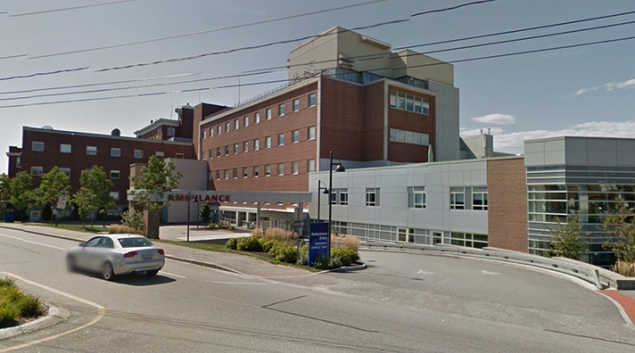 Central Maine Medical Center. Credit: Google Street View