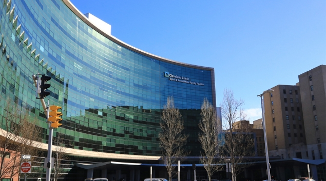 Photo of Cleveland Clinic by Douglas Sacha