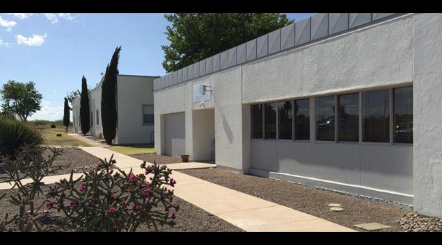 "Image of Cochise Regional Hospital from <a href=""https://www.facebook.com/CochiseRegionalHospital"">Facebook</a>."