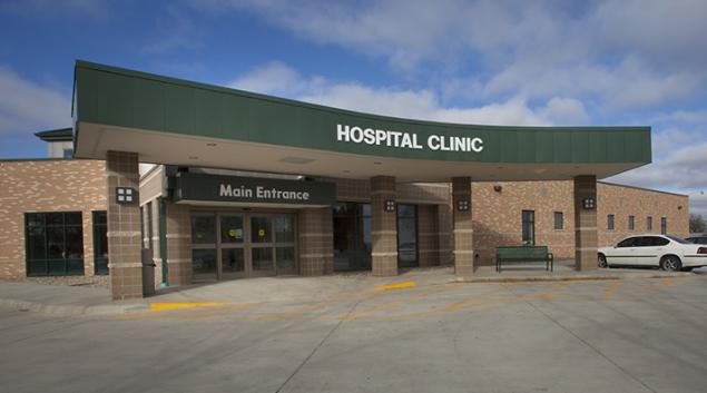 "CDP Clinic in Sisseton, South Dakota. Credit: <a href=""http://www.cdphealth.com/Locations/CDP-Clinic-Sisseton.aspx"" target=""_blank"">cdphealth.com</a>"