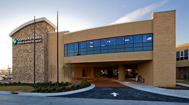 "Photo courtesy <a href=""http://hmka.com/project/cypress-fairbanks-medical-center-hospital/""> HMK </a>"