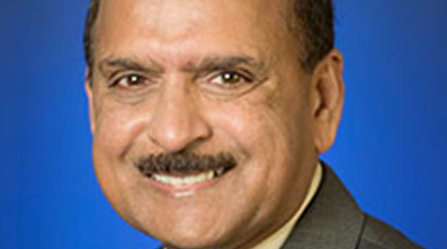 "Dev GnanaDev, M.D.-president of the Medical Board of California. Photo by <a href=""http://calmeddocs.com/president""> CalMed </a>"