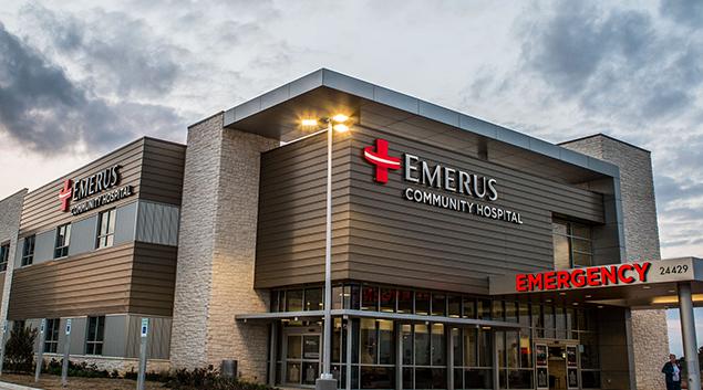 "Emerus Community Hospital-Tomball. Photo via <a href=""http://www.emerus.com/tomball/""> Emerus </a>"