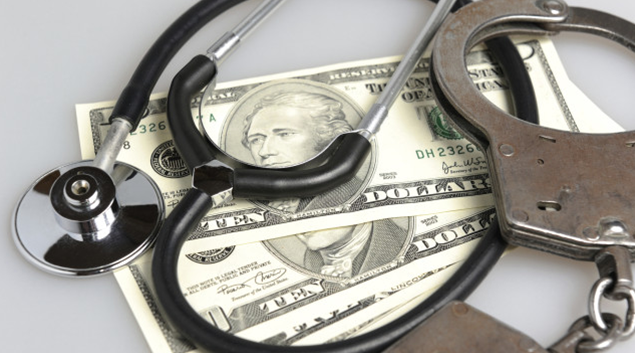 Hundreds Charged In $1.3 Billion Healthcare Schemes