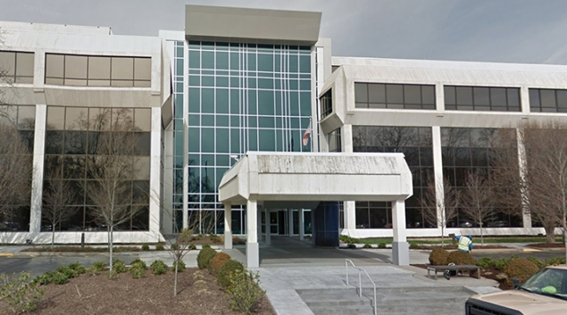 HCA Headquarters in Nashville. Credit: Google Street View
