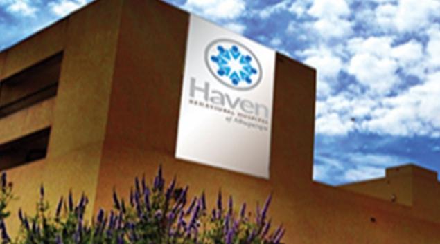 Haven Behavioral Hospital of Albuquerque Credit: Haven