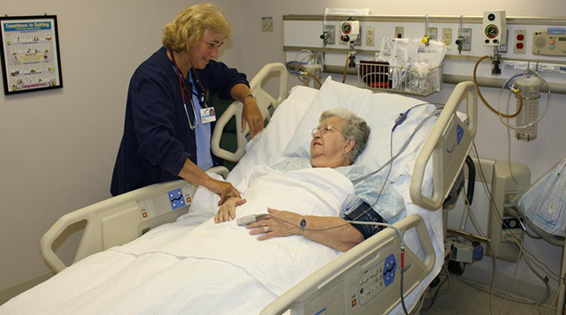 "ICU photo by <a href=""https://www.fairfieldmemorial.org/intensive-care-unit-icu""> Fairfield Memorial Hospital </a>"