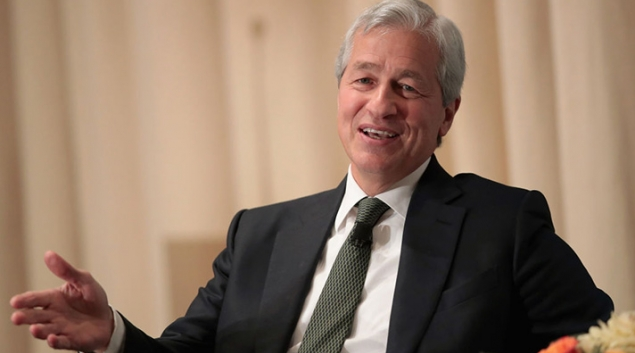 JPMorgan gains after breakout earnings report
