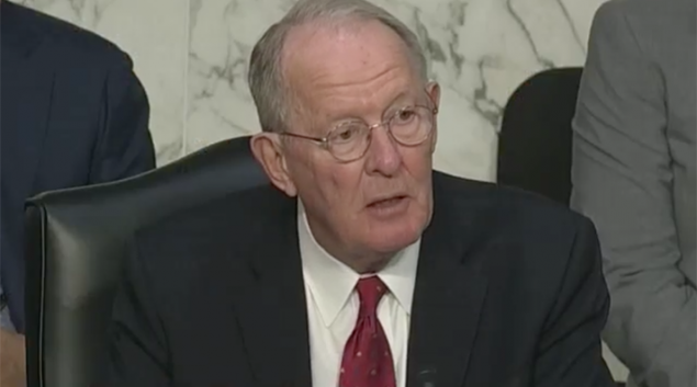 """Sen. Lamar Alexander (R-Tenn.), the chairman of the Health, Education, Labor and Pensions Committee, hopes to reach consensus on """"a small, bipartisan, stabilization bill"""" by Sept. 15."""