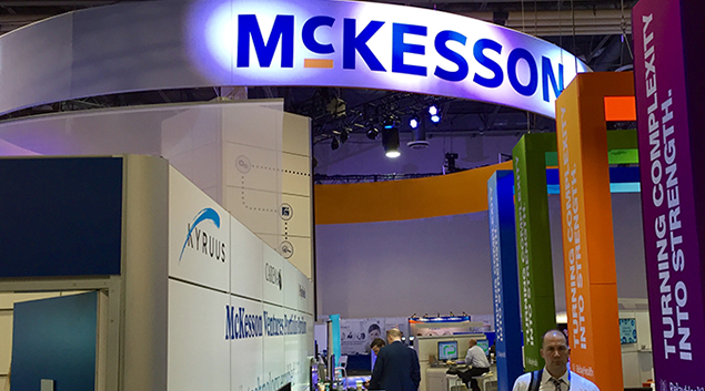 McKesson profit slides, will buy CoverMyMeds