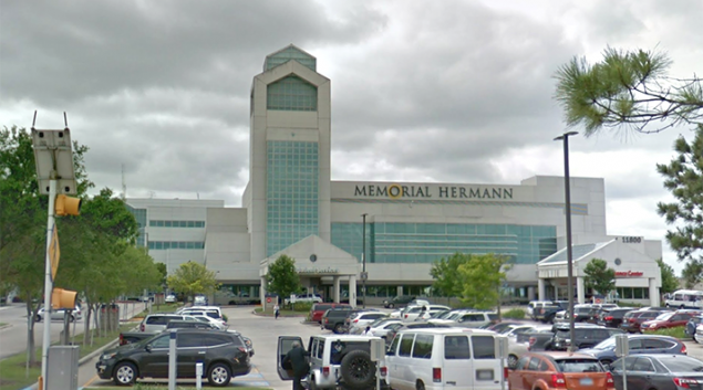 Memorial Hermann Southeast Hospital in Houston, Texas. Credit: Google Maps