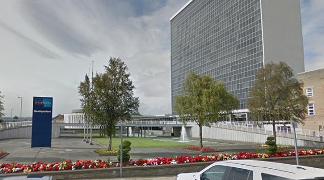 TheNHS Lanarkshire corporate office in the U.K. Credit: Google Maps