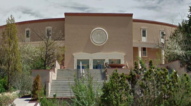 New Mexico State Capitol Credit: Google Street View