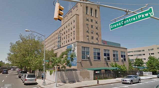 NYC Health + Hospitals in Queens. Photo via Google Maps