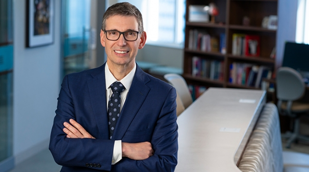 New Mayo Clinic CEO, Gianrico Farrugia, M.D. Credit: Mayo Clinic