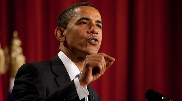 "Photo by <a href=""https://en.wikipedia.org/wiki/Timeline_of_the_presidency_of_Barack_Obama_(2009)""> Wikipedia </a>"