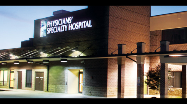 "Photo by <a href=""http://pshfay.com/""> Physician's Specialty Hospital </a>"