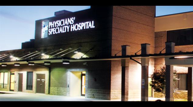 "Photo by <a href=""http://pshfay.com/""> Physician's Specialty Hospital </a>"