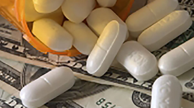 Did landmark laws from Congress enable high drug prices?