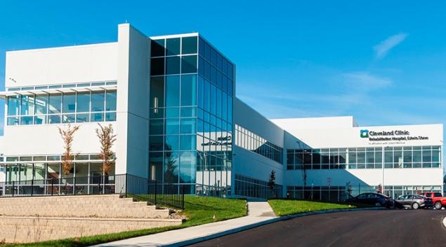 Select Medical, Cleveland Clinic Edwin Shaw rehabilitation