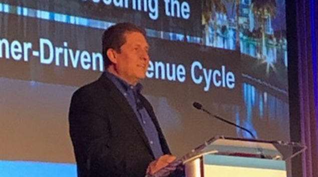 Revenue Cycle Solutions Summit keynote speaker Karl West