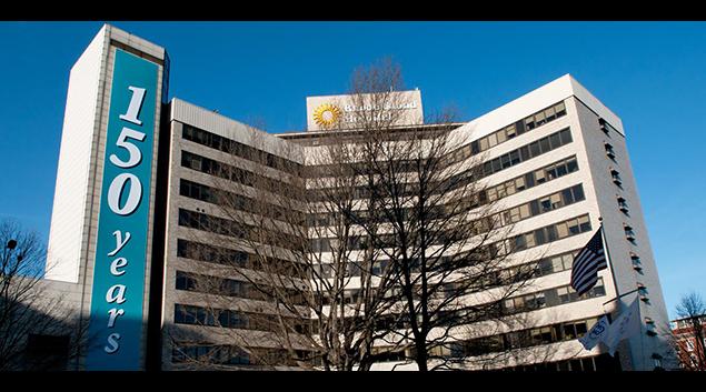 "Photo of Rhode Island Hospital from <a href=""https://www.facebook.com/RhodeIslandHospitalPage/timeline"">Facebook</a>"