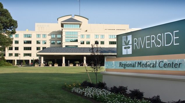 Photo courtesy of Riverside Health System