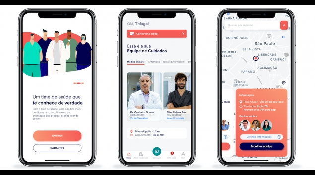 Health insurance startup Sami's forthcoming app